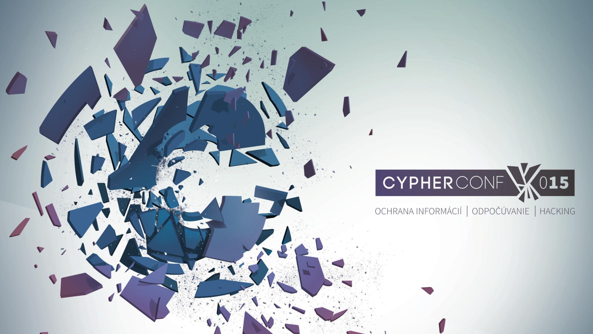 5 dôvodov, prečo sa tento rok zúčastniť CypherConf